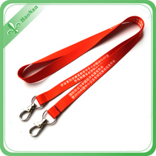 Wholesale Hot Style New Design Trendy Lanyard with Metal Hook